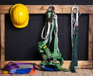 Stop work orders are usually related to fall protection