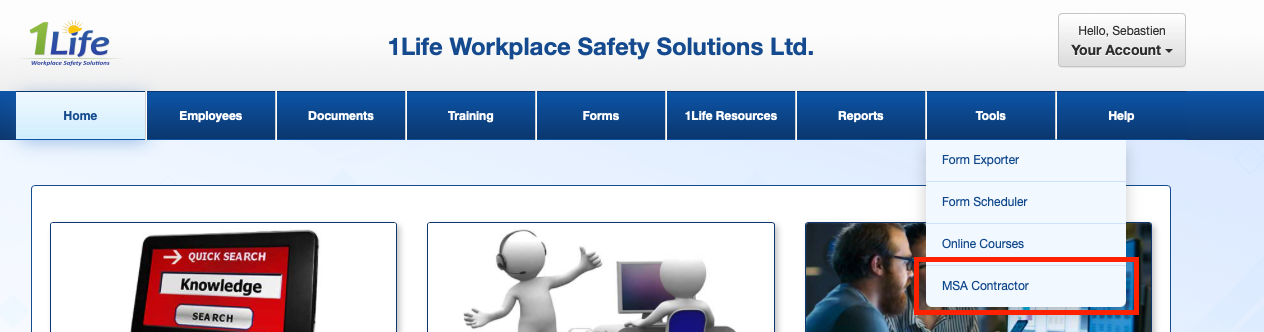 mySafetyAssistant January 2021 Release Notes